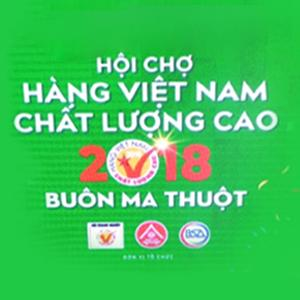 BISCAFUN - HỘI CHỢ HÀNG VIỆT NAM CHẤT LƯỢNG CAO 2018