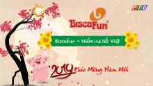 BISCAFUN - CHÚC MỪNG NĂM MỚI 2019