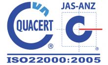 BISCAFUN - ISO 22000 : 2005